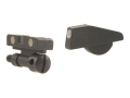 Product detail of Meprolight Tru-Dot Adjustable Sight Set S&W K, L, N Frame with Pinned Front Sight Steel Blue Tritium Green