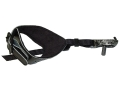 Jim Fletcher Fletch Hook Deluxe Bow Release Buckle Wrist Strap Black