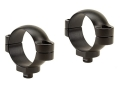 Leupold 30mm Quick-Release Rings Matte Medium