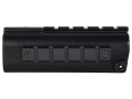 GMG 3-Rail Handguard GSG-5 Carbine, GSG-5P Pistol Aluminum and Polymer Black