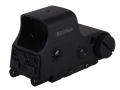 EOTech XPS2-RF Holographic Weapon Sight 65 MOA Circle with 1 MOA Dot Reticle Matte CR123 Battery with 3/8&quot; Rimfire Mount