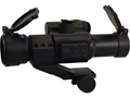 Millett M-Force Red Dot Sight 30mm Tube 1x 5 MOA Dot with Cantilever Picatinny Mount Matte