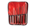 Baker Roll Pin Punch Set 7-Piece Steel