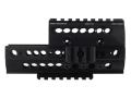 Midwest Industries SS-Series 2-Piece Modular Rail Handguard AK-47, AK-74 Aluminum