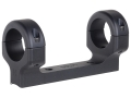 DNZ Products Game Reaper 1-Piece Scope Base with 1&quot; Integral Rings Remington 742, 760 Matte High