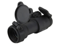 Product detail of Aimpoint CompM3 Red Dot Sight 30mm Tube 1x 2 MOA Dot Matte