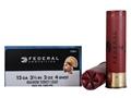 Federal Strut-Shok Turkey Ammunition 12 Gauge 3-1/2&quot; 2 oz Buffered #4 Shot Box of 10