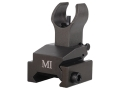 Product detail of Midwest Industries Flip-Up Front Sight Handguard Height AR-15 Aluminum