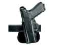Safariland 518 Paddle Holster Left Hand Sig Sauer P230 Laminate Black