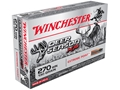 Winchester Deer Season XP Ammunition 270 Winchester 130 Grain Extreme Point Polymer Tip