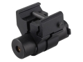 NcStar 5mw Compact Red Laser Sight with Weaver-Style Mount Matte