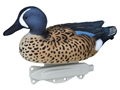 Flambeau Storm Front Weighted Keel Blue Wing Teal Duck Decoys Pack of 6