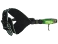 Jim Fletcher .44 Caliper Deluxe Bow Release Buckle Wrist Strap Green and Black