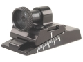 Williams WGRS-M/L Guide Receiver Peep Sight Octagon Barrels Flat Base Aluminum Black