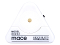 Mace Brand Window Alert Home Security 95 Decibel Alarm with Batteries White