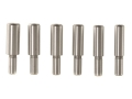 Lyman Outside Neck Turner 6-Piece Mandrel Multi-Pack Set 22 to 30 Caliber
