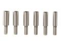 Lyman Outside Neck Turner 6-Piece Mandrel Multi-Pack Set 22 to 30 Caliber