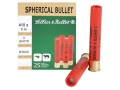 "Sellier & Bellot Ammunition 410 Bore 3"" 00 Buckshot 5 Pellets Box of 25"