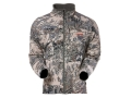 Sitka Gear Men's Ascent Jacket Polyester Gore Optifade Open Country Camo Small 36-38