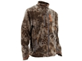 NOMAD Men's Mergence Scent Control Fleece Full Zip Jacket Polyester Kryptek Banshee Camo