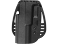 "Uncle Mike's Paddle Holster Left Hand Springfield XD Service 4"" Kydex Black"