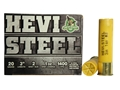"Hevi-Shot Hevi-Steel Waterfowl Ammunition 20 Gauge 3"" 1 oz #2 Non-Toxic Shot"