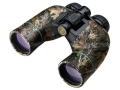 Leupold Green Ring Rogue Binocular 8x42mm Porro Prism Armored Mossy Oak Break-Up Camo