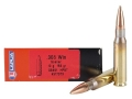 Lapua Scenar Ammunition 308 Winchester 155 Grain Hollow Point Boat Tail Box of 20