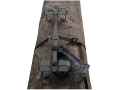 Summit Bucksteps Treestand Climbing Steps Steel OD Pack of 4