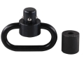 Mesa Tactical Receiver Mount Sling Adapter with Quick Detach Sling Swivel Mossberg 935 Steel Matte