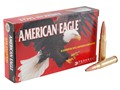 Product detail of Federal American Eagle Ammunition 338 Federal 185 Grain Soft Point Box of 20