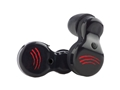 SportEAR GhostStryke Electronic Ear Plugs (NRR 30 dB) Black Pair