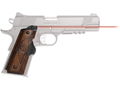 Crimson Trace Master Series Laser Grips 1911 Government, Commander Walnut