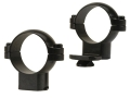 Leupold 1&quot; Standard Rings Extended Front Gloss High