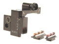 Williams FP-94/36 Set Receiver Peep Sight with Front Fire Sight Winchester 94, Marlin 336 Top Eject Aluminum Black
