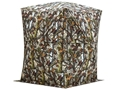 "Barronett Big Mike Ground Blind 75"" x 75"" x 80"" Polyester Bloodtrail Camo"