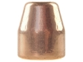 Rainier LeadSafe Bullets 40 S&W, 10mm Auto (400 Diameter) 135 Grain Plated Flat Nose