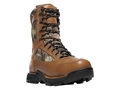 "Danner Pronghorn GTX 8"" Waterproof Uninsulated Hunting Boots Leather and Nylon Mossy Oak Break-Up Camo"