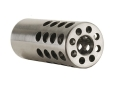 "Vais Muzzle Brake 13/16"" 308 Caliber 5/8""-32 Thread .812"" Outside Diameter x 1.950"" Length Stainless Steel"