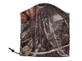 Banded Fleece Neck Gaiter Polyester Realtree Max-4 Camo