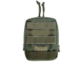 "Maxpedition Padded Pouch 4-1/2"" x 6"" Nylon Foliage Green"