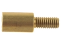 Dewey Thread Adapter Converts 10-32 Male to 8 x 32 Female Brass