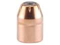 Factory Second Bullets 45 Caliber (452 Diameter) 240 Grain Jacketed Hollow Point Box of 100 (Bulk Packaged)
