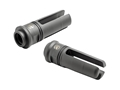 "Surefire SOCOM Flash Hider Suppressor Adapter AR-15 6.8mm Remington SPC 5/8""-24 Thread Steel Matte"