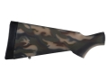 Mossberg Buttstock Synthetic Woodland Camo Mossberg 500 A 12 Gauge