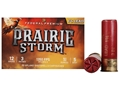 Federal Premium Prairie Storm Ammunition 12 Gauge 3&quot; 1-1/4 oz #5 Plated Shot Shot Box of 25