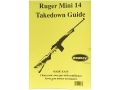"Product detail of Radocy Takedown Guide ""Ruger Mini-14"""