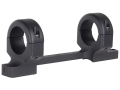 "DNZ Products Game Reaper 1-Piece Scope Base with 1"" Integral Rings Winchester Model 70 Short Action Matte Medium"