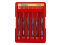 Steelex Mini Precision Screwdriver Set 6-Piece Steel