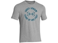 Under Armour Men's UA Standup and Fight T-Shirt Short Sleeve Cotton and Polyester Blend